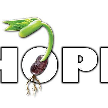 Seed of Hope by HappyDadTees