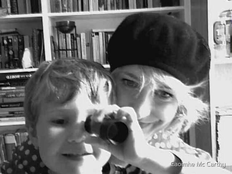 Noah and Caoimhe by Caoimhe Mc Carthy
