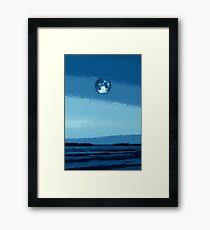 Magic in the Moonlight Framed Print