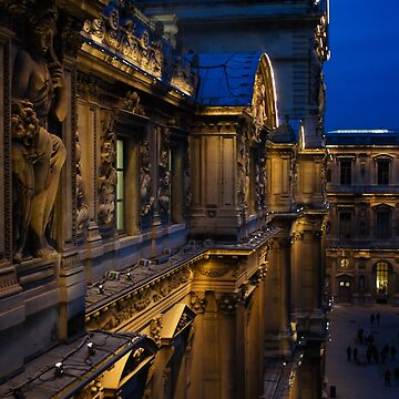 The Louvre - a Royal Palace, a Museum, an Architectural Marvel by GeorgiaM