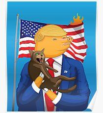 Political Satire Posters Redbubble