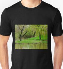 Generous Green Unisex T-Shirt