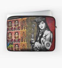 0923 Freedom - Graffiti Laptop Sleeve