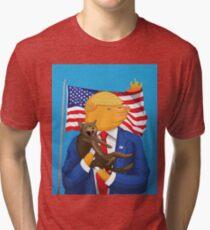 American Catastrophe Tri-blend T-Shirt