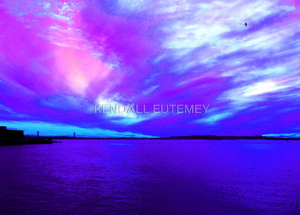 SWEPT AWAY by KENDALL EUTEMEY
