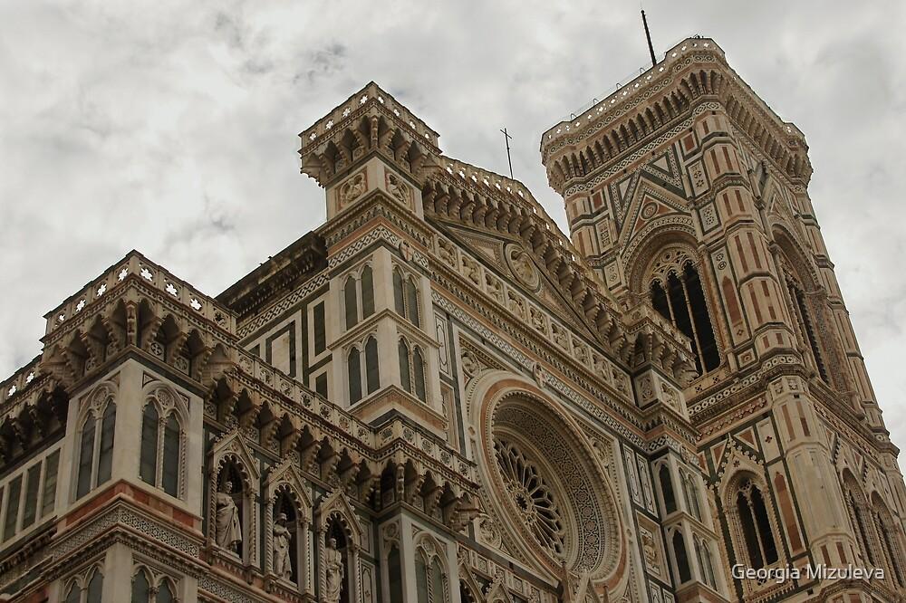 Basilica Santa Maria del Fiore, Florence, Italy by Georgia Mizuleva