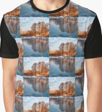 Cold Ice Trio - Lake Ontario Impressions Graphic T-Shirt