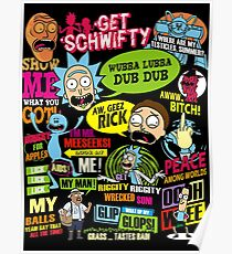 rick and morty 2 Poster
