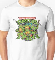 Teenage Mutant Ninja Turtles - 1987 T-Shirt