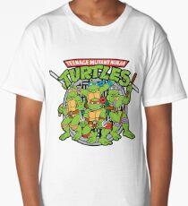 Teenage Mutant Ninja Turtles - 1987 Long T-Shirt
