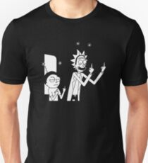 rick and morty 4 T-Shirt