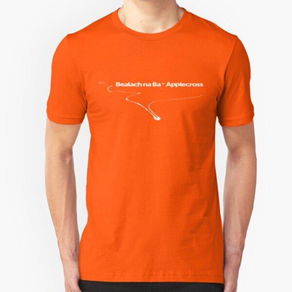 The Applecross Road Slim Fit T-Shirt