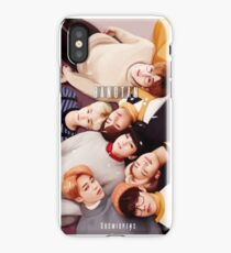 BTS fanart iPhone Case/Skin