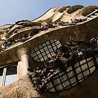 Wrought Iron, Glass and Stone Plus a Genius Imagination by Georgia Mizuleva