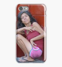 sickness of soul - enfermedad de la alma iPhone Case/Skin