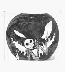 Jack Skellington Wall Tapestry