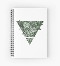 Elemental Alchemy: Earth (colour) Spiral Notebook