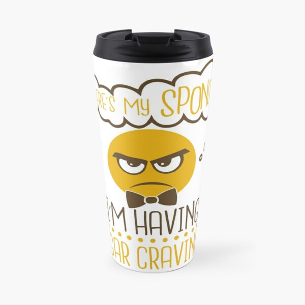 I'm Having Sugar Cravings! Travel Mug