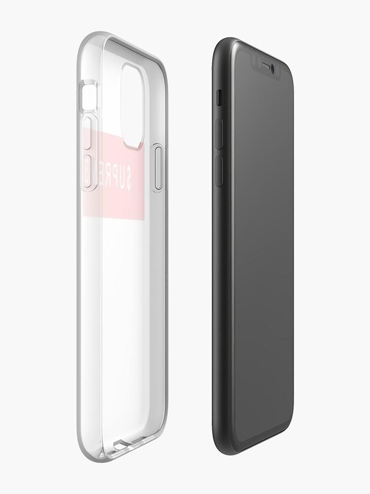 "evesant laurent - ""SUPREM 3 Logo."" iPhone-Hülle & Cover von James1122"