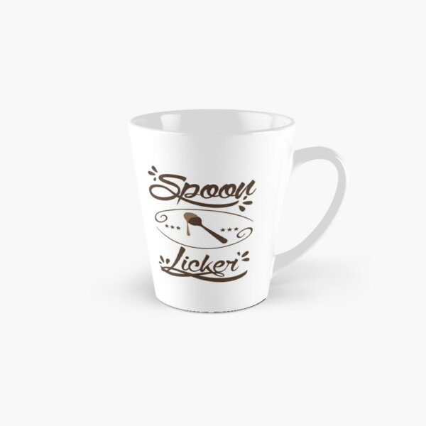 Spoon Licker Tall Mug