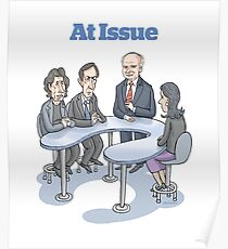 At Issue Panel Poster