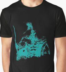 Ancient Greek Warrior Graphic T-Shirt