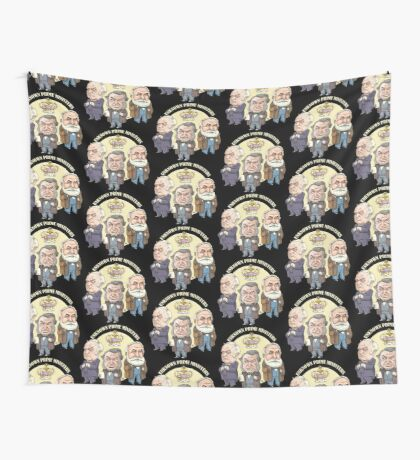 Unknown Prime Ministers Wall Tapestry