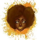 Golden Gal by Leigh Capala