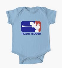 TEAM YOSHI ISLAND Kids Clothes