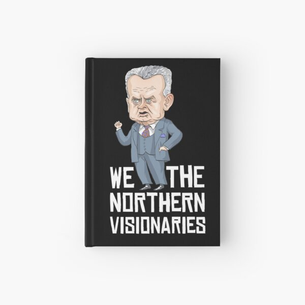 Dief the Northern Visionary Hardcover Journal