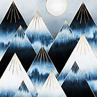 Frost Mountains by Elisabeth Fredriksson