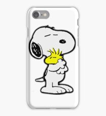 Snoopy love iPhone Case/Skin