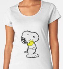 Snoopy love Women's Premium T-Shirt