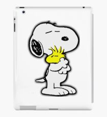 Snoopy love iPad Case/Skin