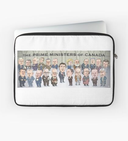 Canada's Prime Ministers Laptop Sleeve