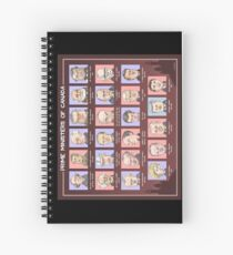 Canada's Prime Ministers (updated for 2015-2019) Spiral Notebook