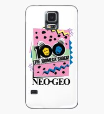 Neo-Geo 100Mega Shock! Case/Skin for Samsung Galaxy