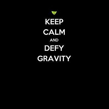Defy Gravity by bobafettbach