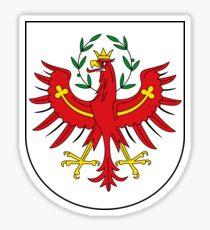 Tyrol, Austria Sticker