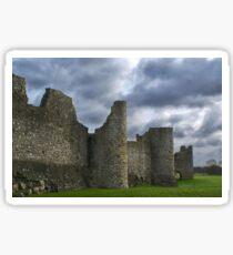 Castle Walls Sticker