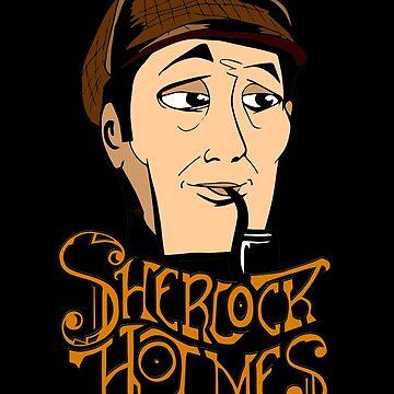 Sherlock Holmes by zhahadun
