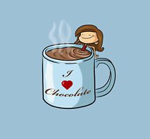 Hot Chocolate by Ine Spee