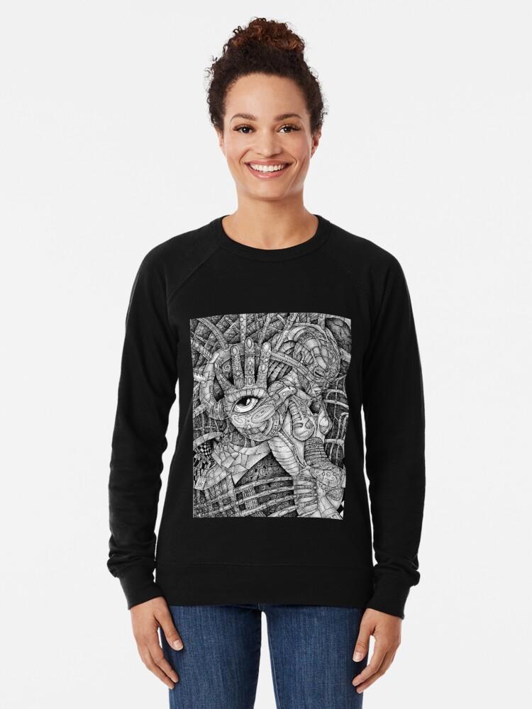 Alternative Ansicht von Erlösung Leichter Pullover
