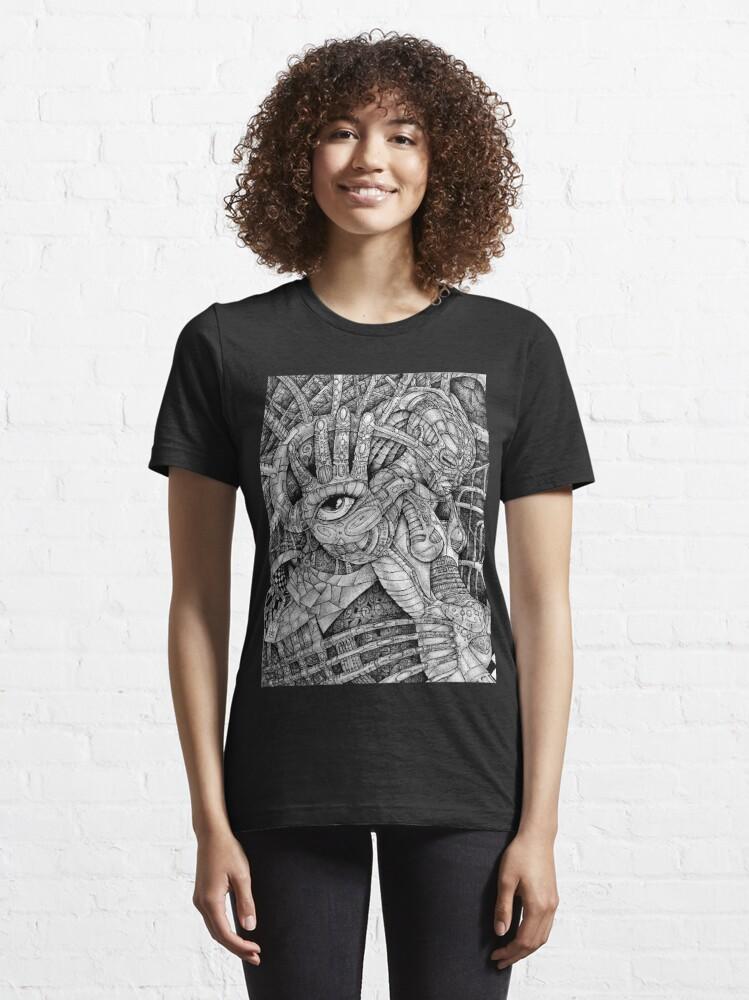 Alternate view of Redemption  Essential T-Shirt