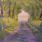 Hockney Trail Tunnel from t'Other Side by Glenn Marshall
