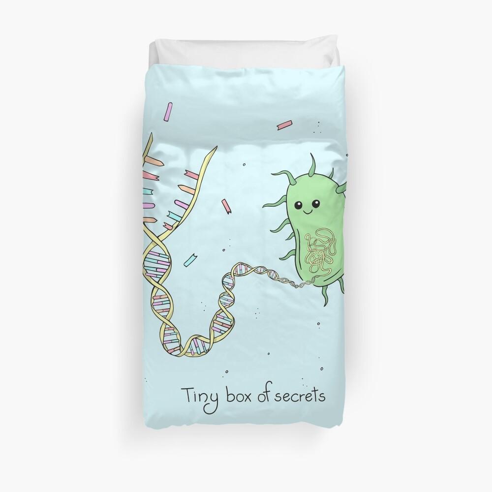 Tiny box of secrets Funda nórdica