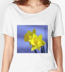 Daffodil Duo Women's Relaxed Fit T-Shirt
