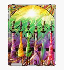 Colorful Culture iPad Case/Skin