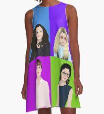 Sestras A-Line Dress