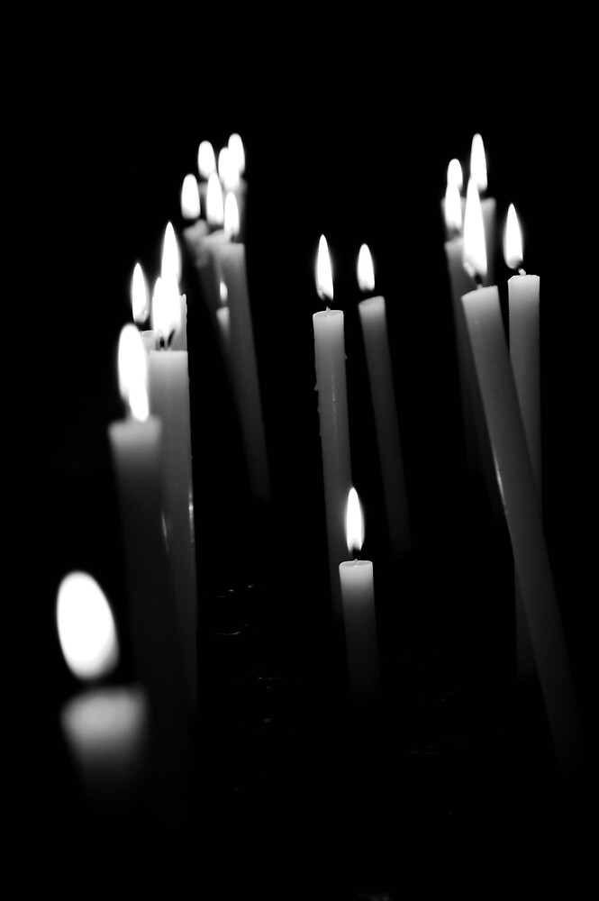 If people were candles v2 by ragman
